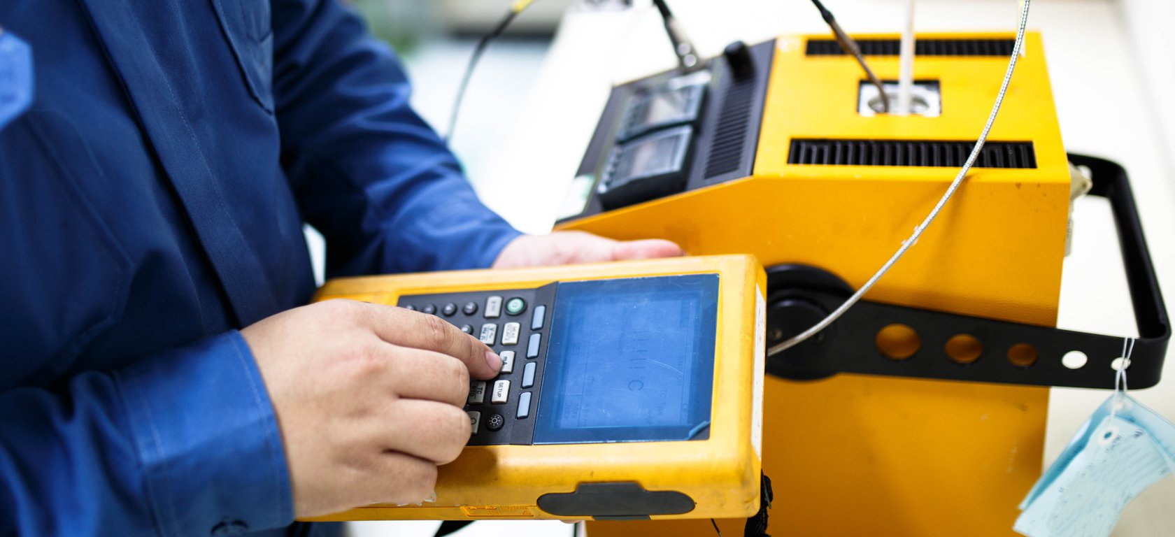 Instrument Calibration Services in the UK, UKAS Traceable